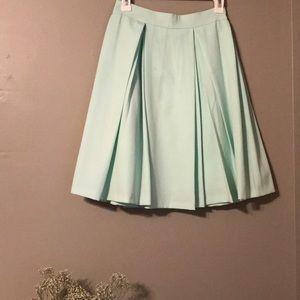 Aqua Midi Skirt